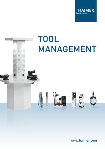 HAIMER Tool Management