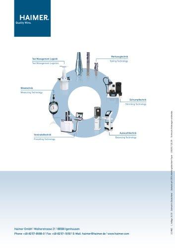 HAIMER Tooling technology - Duo-Lock