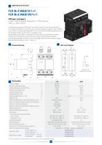 Catalogue  Surge protection  Low voltage - 10