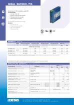 GSA SWD0.2 - 5