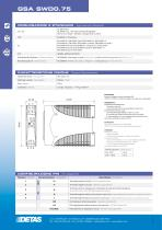 GSA SWD0.2 - 7