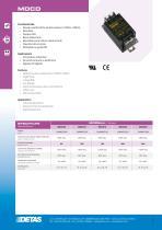 MDCD series - 1