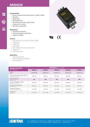 MDCD series