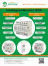 FATECH new intelligent surge protection device iSPD20C/4-xxx S