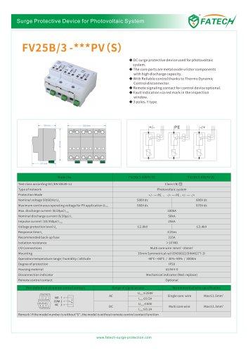 FV25B/3-600 PVS