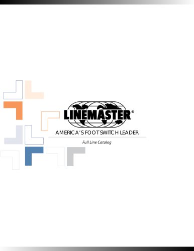 LINEMASTER - Full Line Catalog