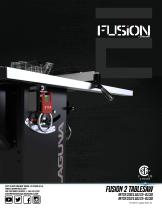 Fusion 2 Tablesaw