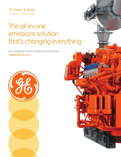 THE ALL-IN-ONE EMISSIONS SOLUTION THAT'S CHANGING EVERYTHING
