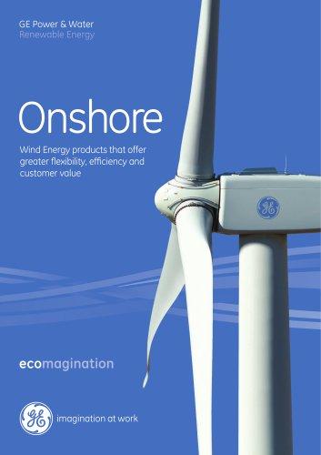Onshore Wind Brochure