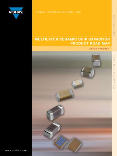 MLCC Product Road Map