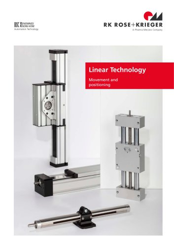 Complete catalogue -linear technology-