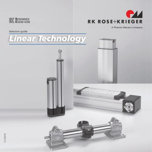 Selection assistant - linear technology