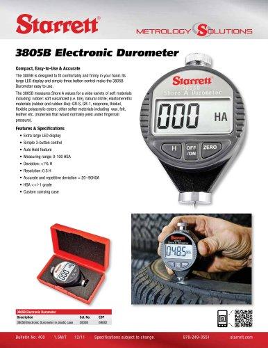 3805B Electronic Durometer