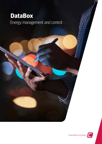 DataBox Energy management and control
