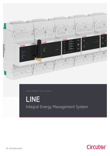 Integral Energy Management system, LINE