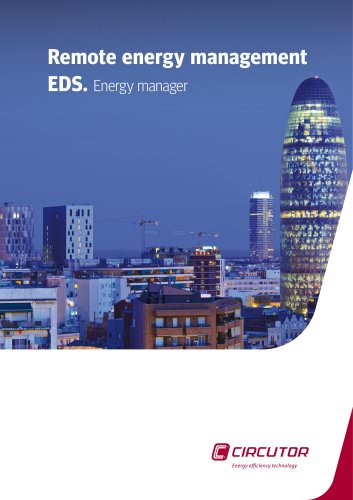 Remote energy management, EDS