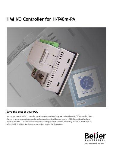 HMI I/O Controller leaflet (BREN515A)