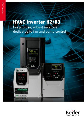 HVAC Inverter H2/H3