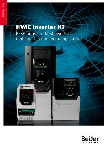 HVAC Inverter H3