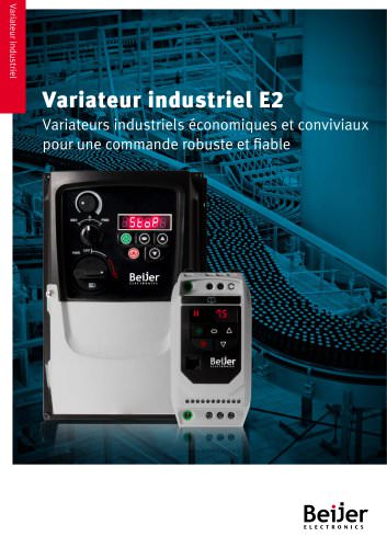 Industrial Inverter E2