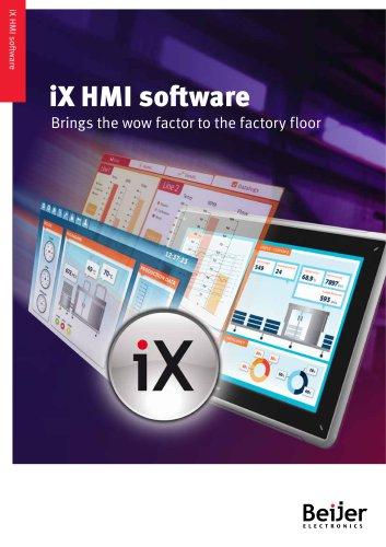 iX HMI software