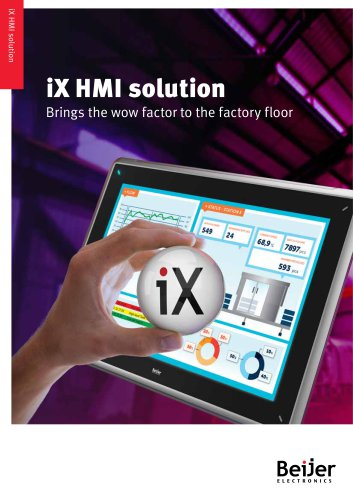 iX HMI solution