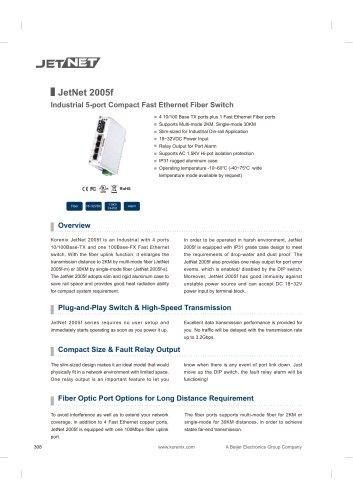 JetNet 2005F