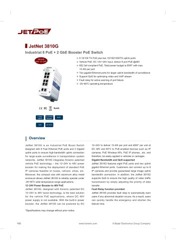 JetNet 3810G