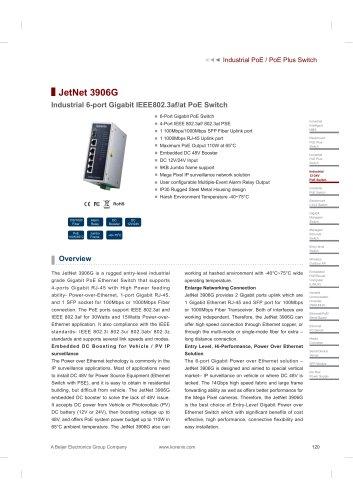 JetNet 3906G