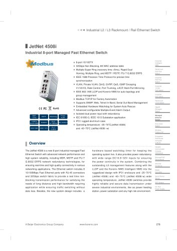 JetNet 4508i