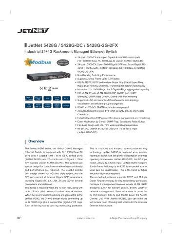 JetNet 5428G