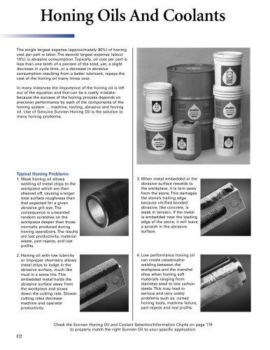 172-174.pdf: Honing Oils and Coolants