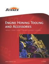 Engine Honing Equipment