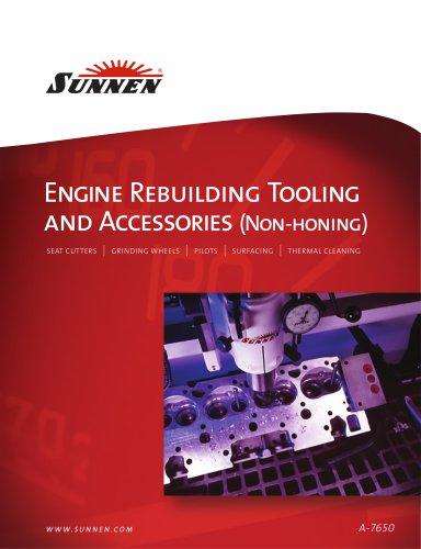 Engine Rebuilding Supplies (Non-Honing)