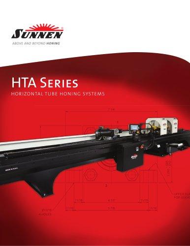 HTA Series HORIZONTAL TUBE HONING SYSTEMS