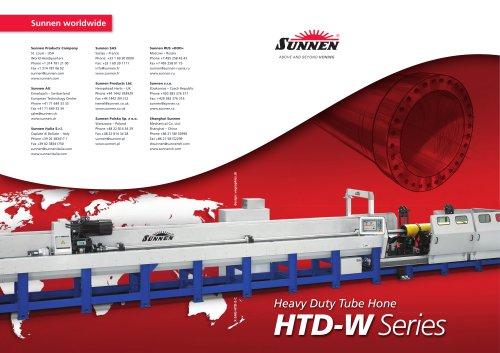 HTD Heavy Duty Tube Hone