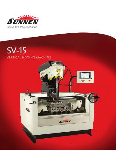 SV-15 Vertical Hone