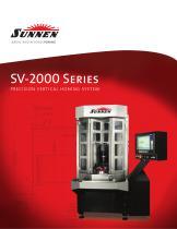 SV-2000 Series Vertical Honing Machine