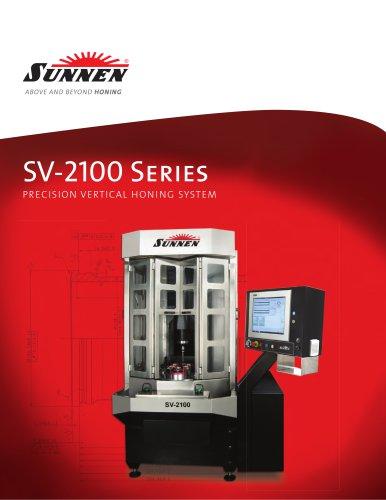 SV-2100 Series Vertical Honing Machine