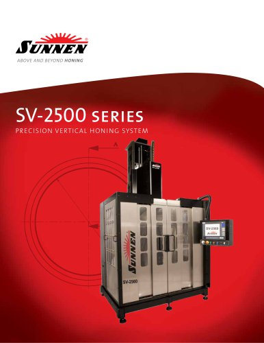 SV-2500 series