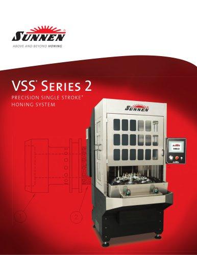 VSS® Series 2 Single Stroke Honing® System