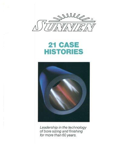 X-SP-5070: 21 Case Histories