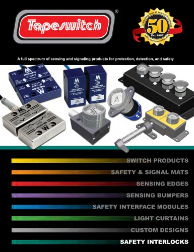 Safety Interlock Catalog