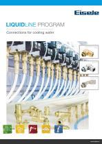 LIQUIDLINE cooling water connectors
