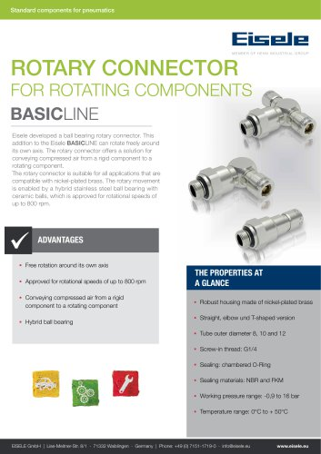 Rotary connector