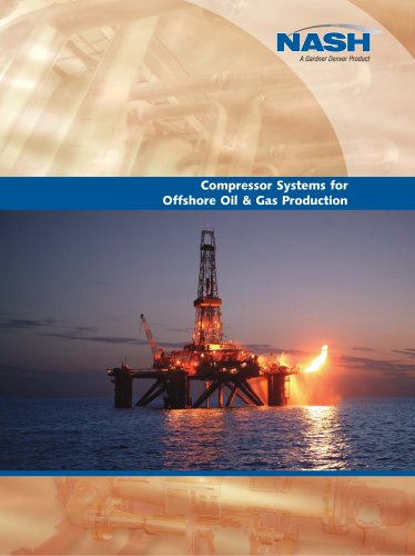 Compressor Systems for Offshore Oil & Gas Production