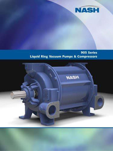 Nash 905 Brochure - English