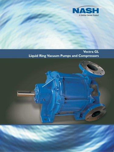 NASH Vectra GL - Liquid Ring Vacuum Pumps and Compressors