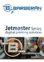 Jetmaster series digital printing solution
