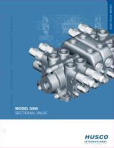 Husco International Safety Valve 52710J